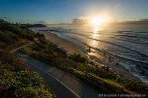 Early Morning Sun, Ballina, NSW, Australia